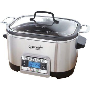 #Roboform #MyDearSantaWishList - Crock Pot® 5.7 L (6 qt.) 5 in 1 Multi Cooker