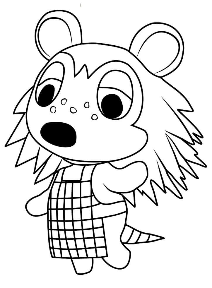 Animal Crossing Coloring Pages Best Coloring Pages For Kids Creation Coloring Pages Coloring Pages Animal Coloring Pages