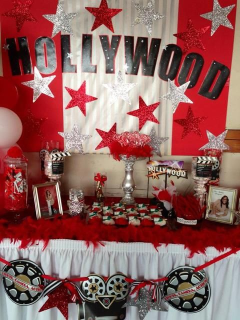 "Photo 8 of 11: Hollywood / Graduation/End of School ""High School Graduation"" | Catch My Party"