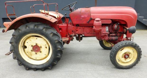 1961 Porsche Tractor  - DIESEL  STANDART T 217 TRAKTOR SCHLEPPER