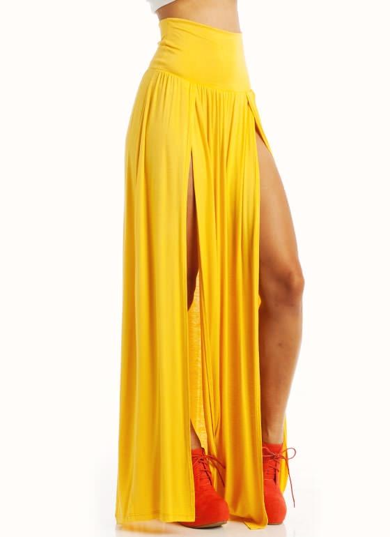 best 25 mustard yellow skirts ideas on