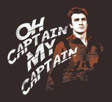 Oh Captain My Captain! #Firefly tshirt