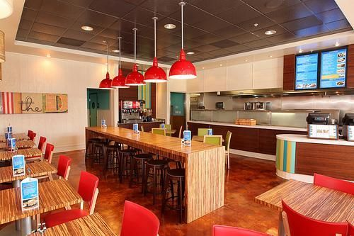 casual restaurant interiors - Google Search