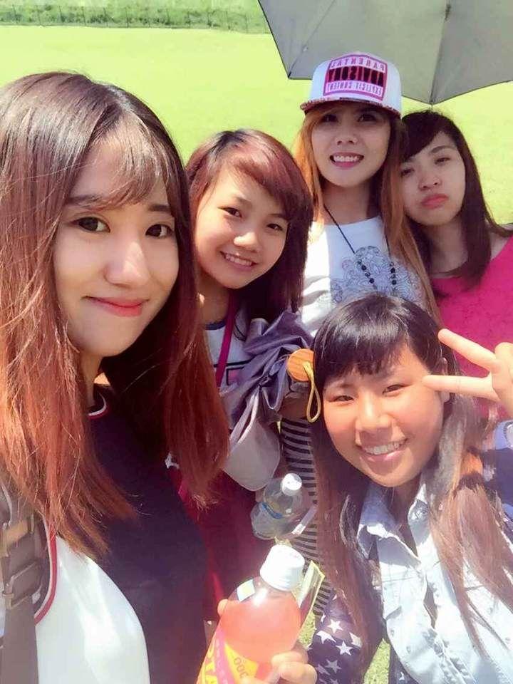 ベトナムと中国の美人たち