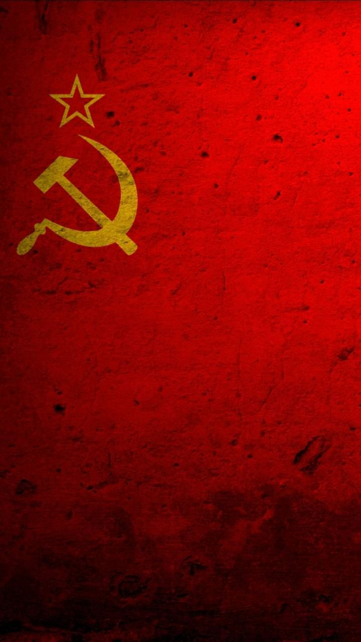 Soviet Union Flag Wallpaper Soviet Union Flag Soviet Union Ussr Flag