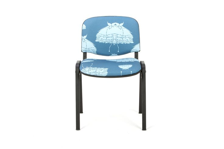 Sedia Office azzurro pastello by Tweak design:  sale for 50 euro