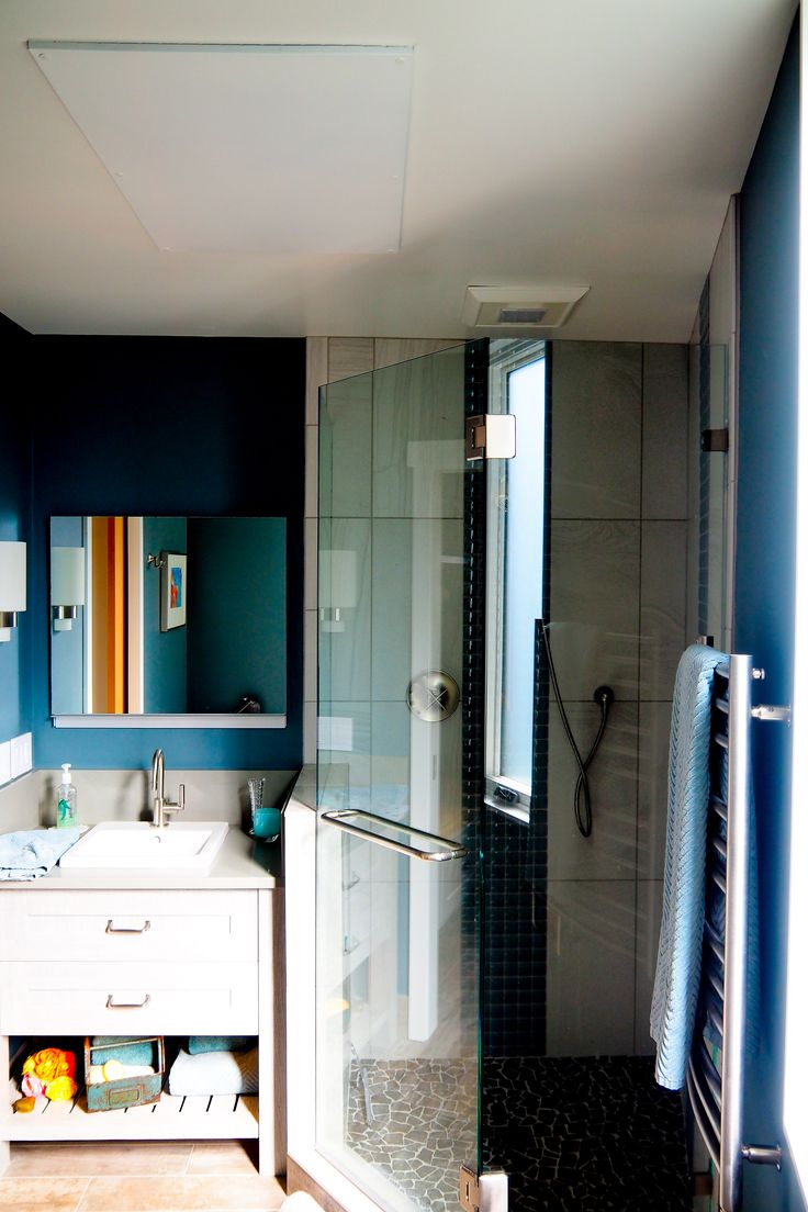 Home Radiant Heating Panels | Bathroom heater, Radiant ...
