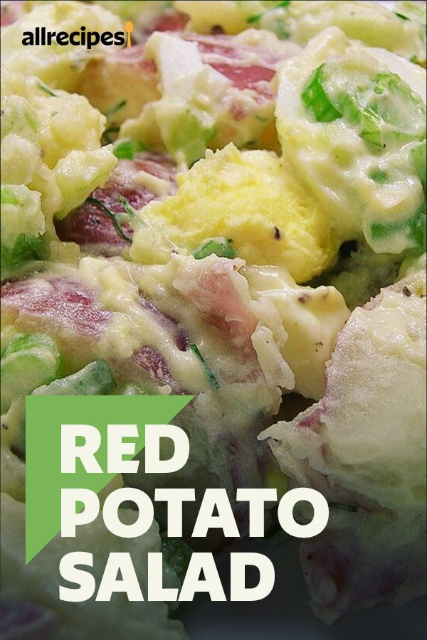 Red Potato Salad Recipe Allrecipes