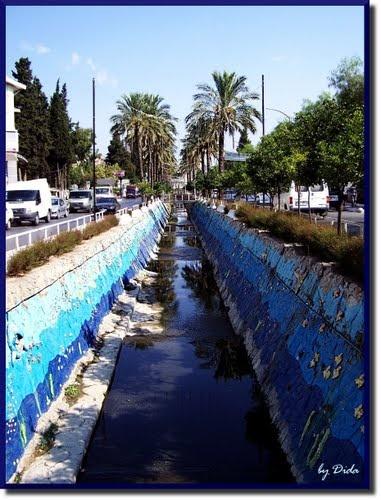 Rain water drainage - Kusadasi