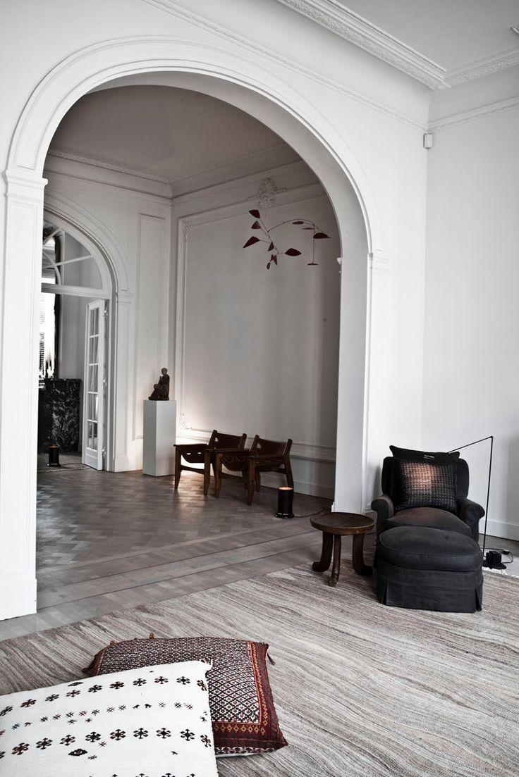 Simplicity Love Antwerp House Belgium