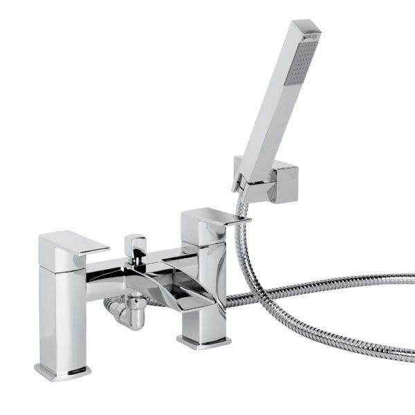 Tabor Waterfall Bath Shower Mixer  | Waterfall Bathroom Taps | Better Bathrooms