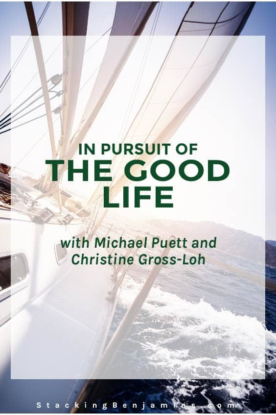 Maybe the Good Life isn't what you've been led to believe. Michael Puett and Christine Gross-Loh help you discover a way to a more fulfilling existence.