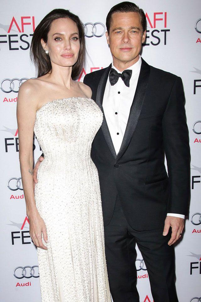 アンジェリーナジョリーとブラッドピット離婚保留は経済的理由