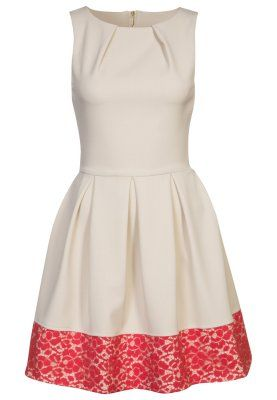 Closet Summer dress - beige - Zalando.co.uk