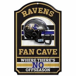 Baltimore Ravens Fan Cave Wood Sign $24.95Fans Caves, Inch Fans, Caves Wood, Fans Shops, Wood Signs, Nfl, Baltimore Ravens, Pittsburgh Steelers, Man Caves