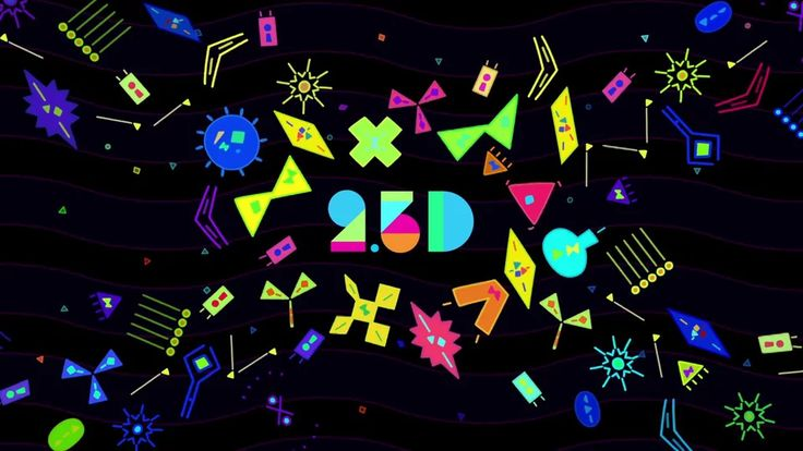 2.5D 2nd Anniversary ID - 30sec ver- on Vimeo