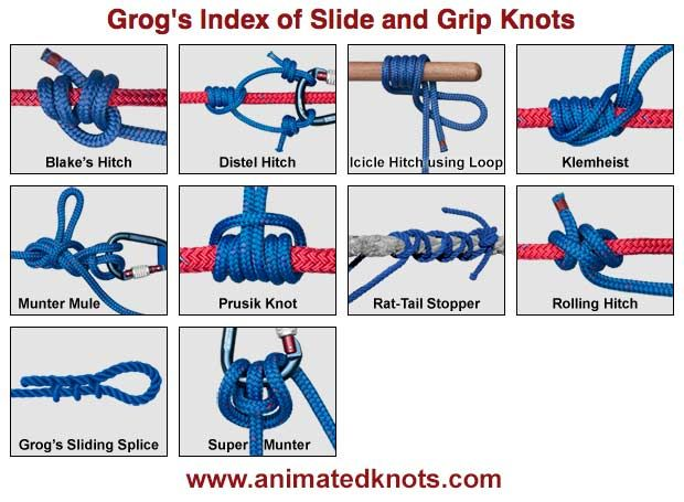 1000 images about knots cord rope on pinterest for Types of fishing knots