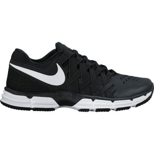 ee1e4c8fb32d Nike Men s Lunar Fingertrap TR Training Shoes (Black White
