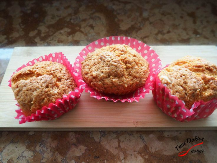 Muffiny majonezowe