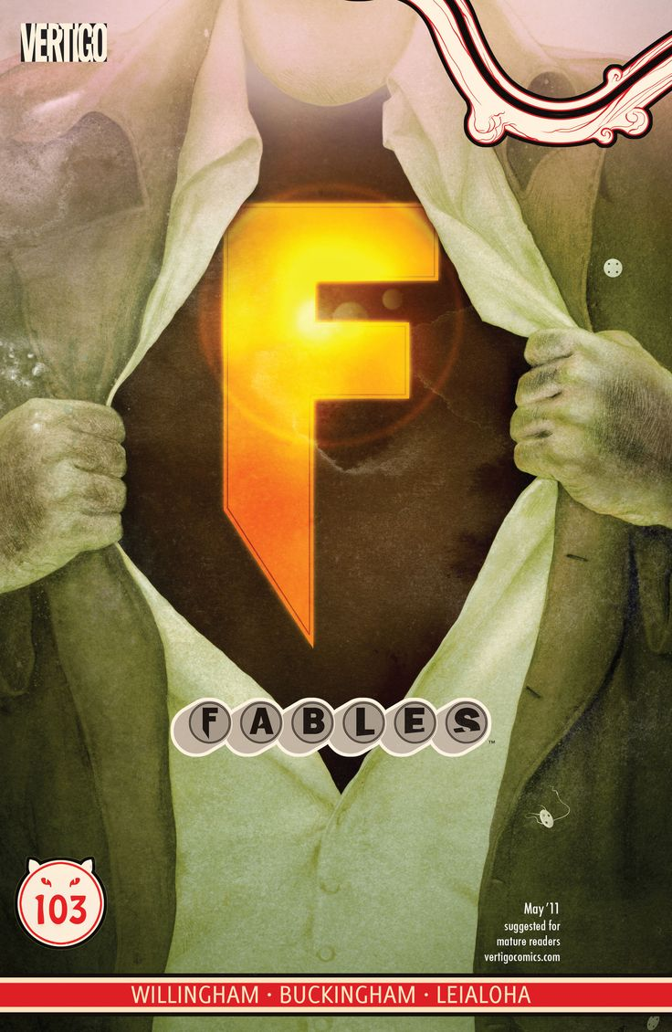 Fables Issue #103 - Read Fables Issue #103 comic online in high quality