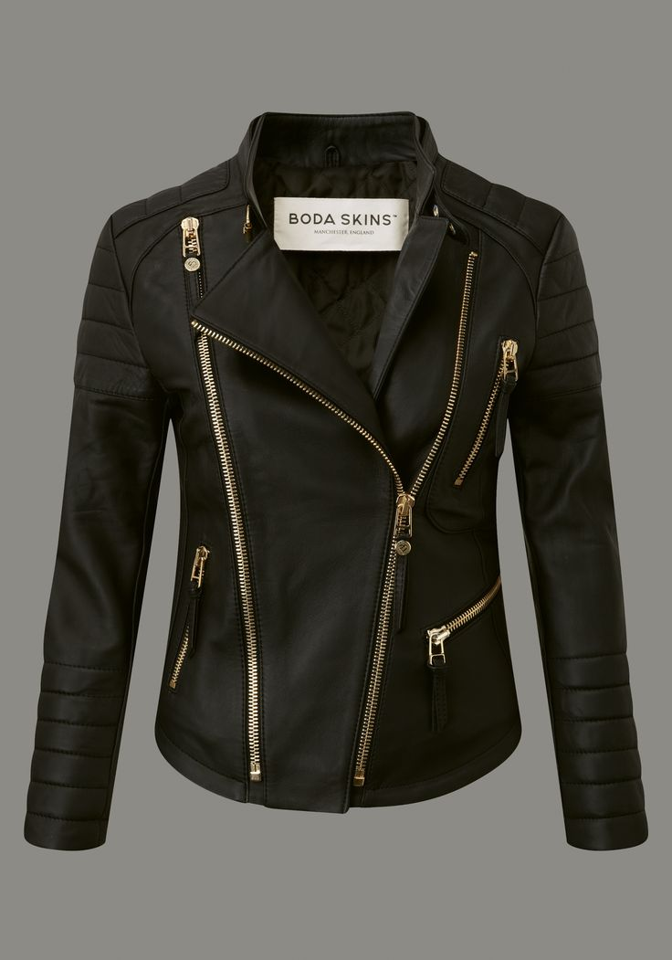 Gold jackets for women