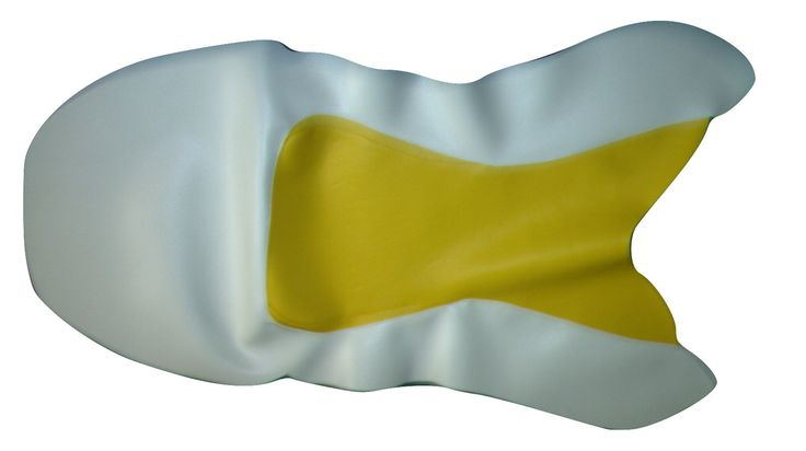2004-06 #Honda CBR 600 F4i Tri Motorcycle Seat Cover AS Yellow AS Yellow AS White