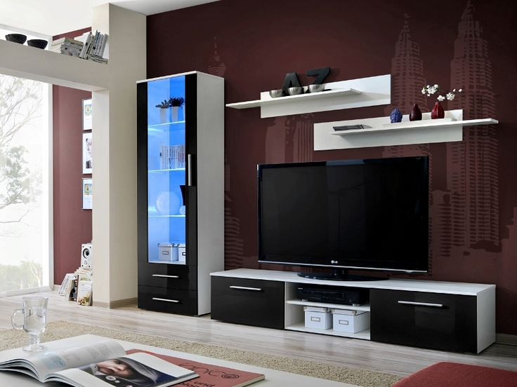 Montrose 3. Entertainment Wall Units | Tv Unit Storage | Modern Wall Units  | Living Room ...