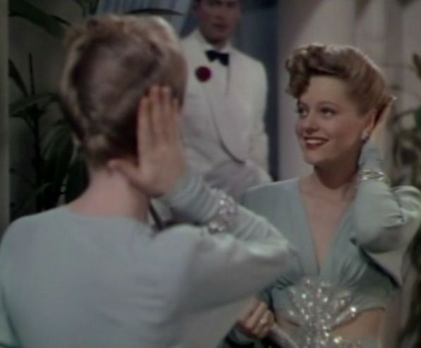"Alexis Smith in ""Dive Bomber"""
