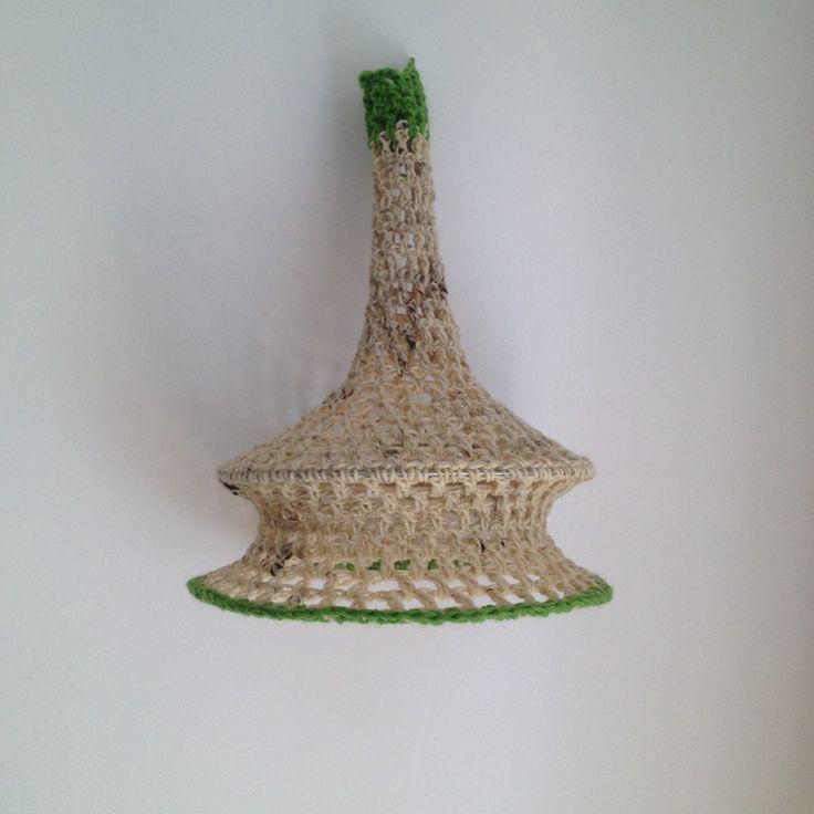 Crochetlamp handmade by rita teles garcia  www.meshcrochet.com