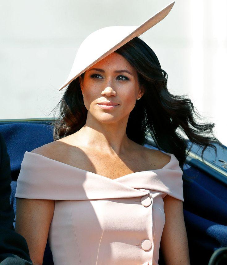 Meghan Markle : Les 5 Plus Belles Coiffures De La Duchesse