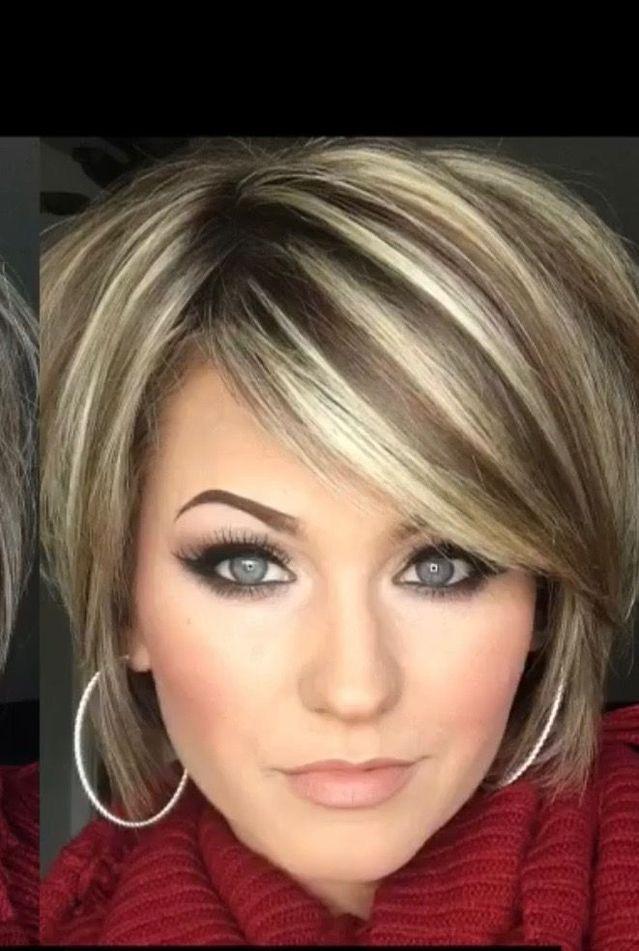 Minimalista peinados con mechas Imagen de cortes de pelo Ideas - Pin de Sue Lane en New me | Cabello con rayitos, Mechas ...