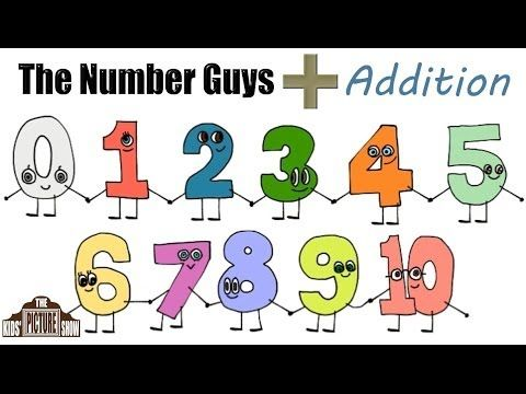 The Number Guys Addition Tables Collection - 0 to 10 - The Kids' Picture Show (Fun & Educational) - YouTube