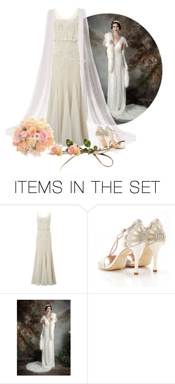 Wedding by fashionrushs on Polyvore featuring art