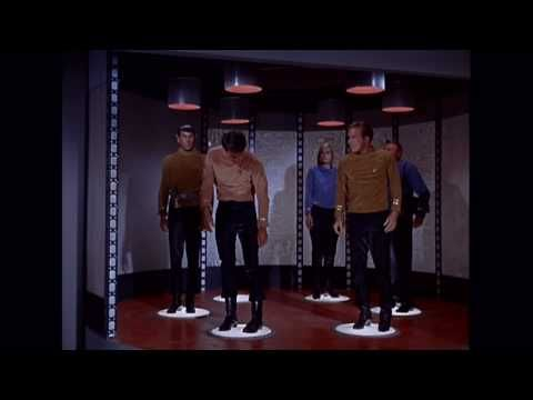 Energize: Star Trek Transporter Effect - Why Teleportation Could Be Far Slower Than Walking