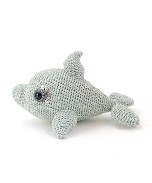 Angel Fish Amigurumi Pattern : 1000+ images about amigurumi fish on Pinterest Dolphins ...