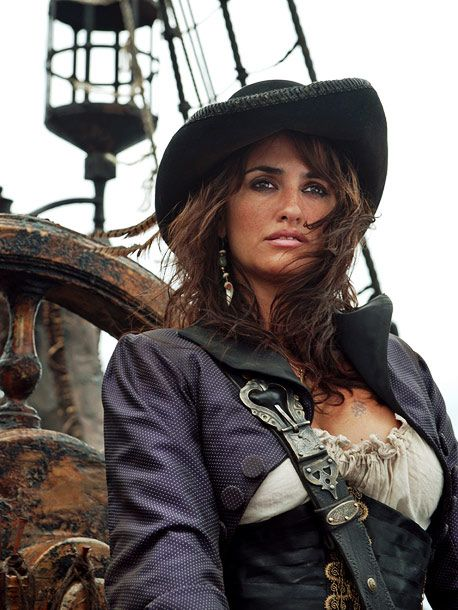 Penelope Cruz, Pirates of the Caribbean: On Stranger Tides