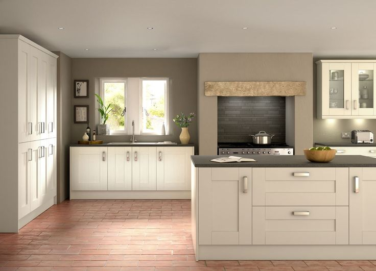 Shaker Twist Kitchen | Fitted Shaker Kitchens from Betta Living