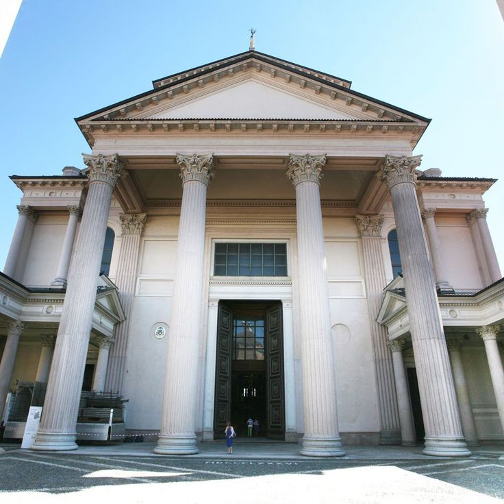 Cattedrale di Santa Maria Assunta a Novara - Info su storia, arte, liturgia e devozione sul sito web del progetto #cittaecattedrali