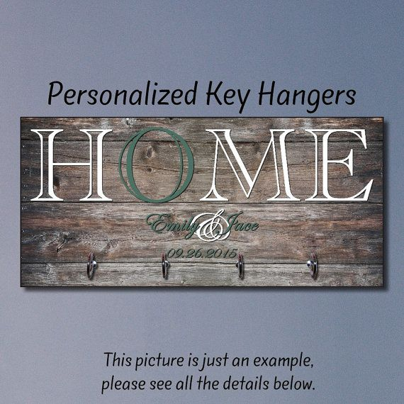 Personalized Housewarming Gift New Home Gift by TheLetterGiftShop3