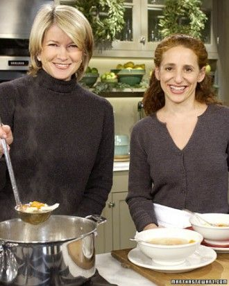 "See the ""Susan's Chicken Soup"" in our Martha's Cold-Weather Comforts gallery"
