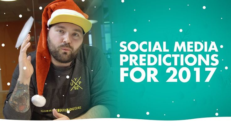 What social media trends will be important for 2017? Watch my latest video to hear what I think will happen in the world of social media. I cover what each platform has done in 2016 and what they will be looking to accomplish in 2017.   2016 started out being the year of Snapchat but at the end of the year we see that Instagram really surprised everyone and we're getting more and more updates from Instagram that are very good.  All the platforms started adding live streaming (except…