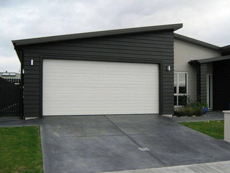 Modern White Garage Door 13 best garage doors images on pinterest | modern garage doors