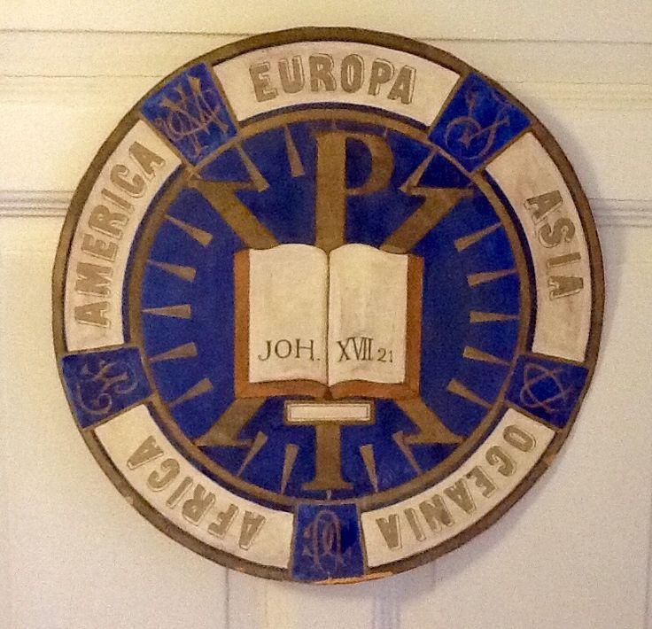 NMKY:n Maailmanliiton logo (KFUM:n omist.)