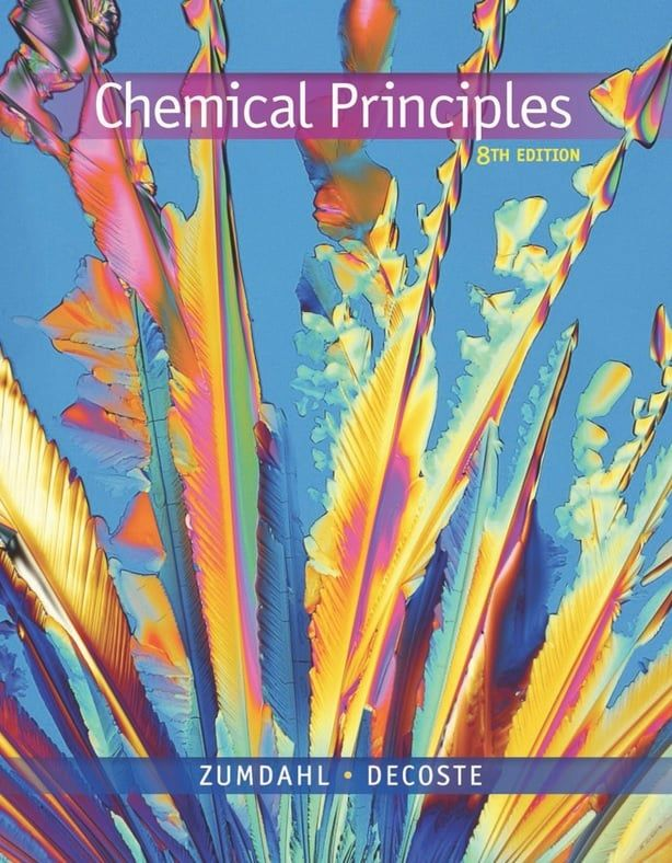 Chemical Principles 8th Edition by Zumdahl, DeCoste - PDF