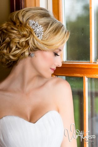 """Romance at the Stone Edge Estate"" editorial shoot for The Wedding Planner GTA Magazine.  Photography Daryl Shail Virtuoso Photography www.virtuosophotography.com  Bridal Gown/Accessories Accessories by Talia www.accessoriesbytalia.com  Model/Shoes Ris Rumble  Hair Andrea Dasilva Creatively Beautiful Inc. www.creativelybeautiful.com  Makeup Caroline CB Buzzanga Creatively Beautiful Inc. www.creativelybeautiful.com  Location Stone Edge Estates Georgetown, ON www.stoneedgeestate.com"