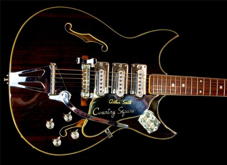 Vintage Guitars & Musical Instruments Heritage