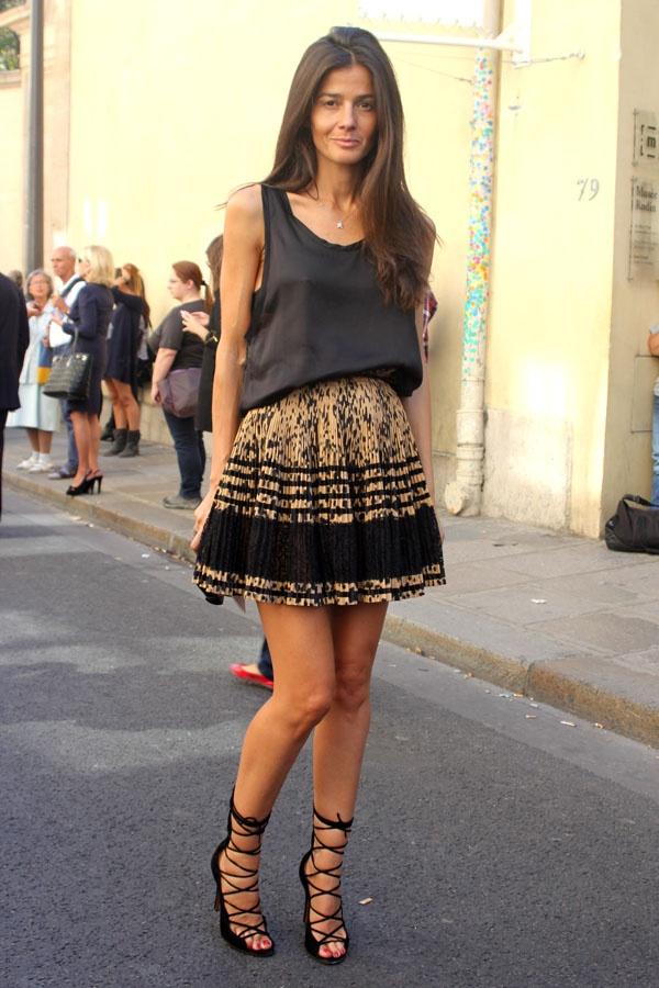 Barbara Martelo Fashion Editor Pinterest