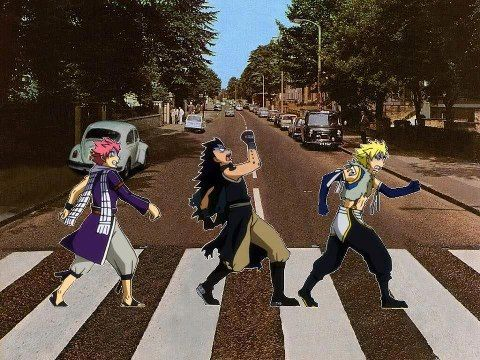 This is brilliant!!! I see that dragon slayers seem to have trouble crossing the street! Haha!!!