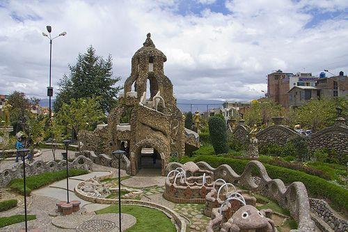 Parque de la identidad Huancayo - Perú