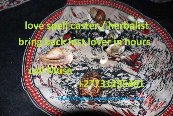 love spell caster to bring back ex lover